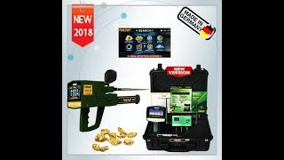 MEGA G3 Gold Detector -  New Version 2019 | Long Range System