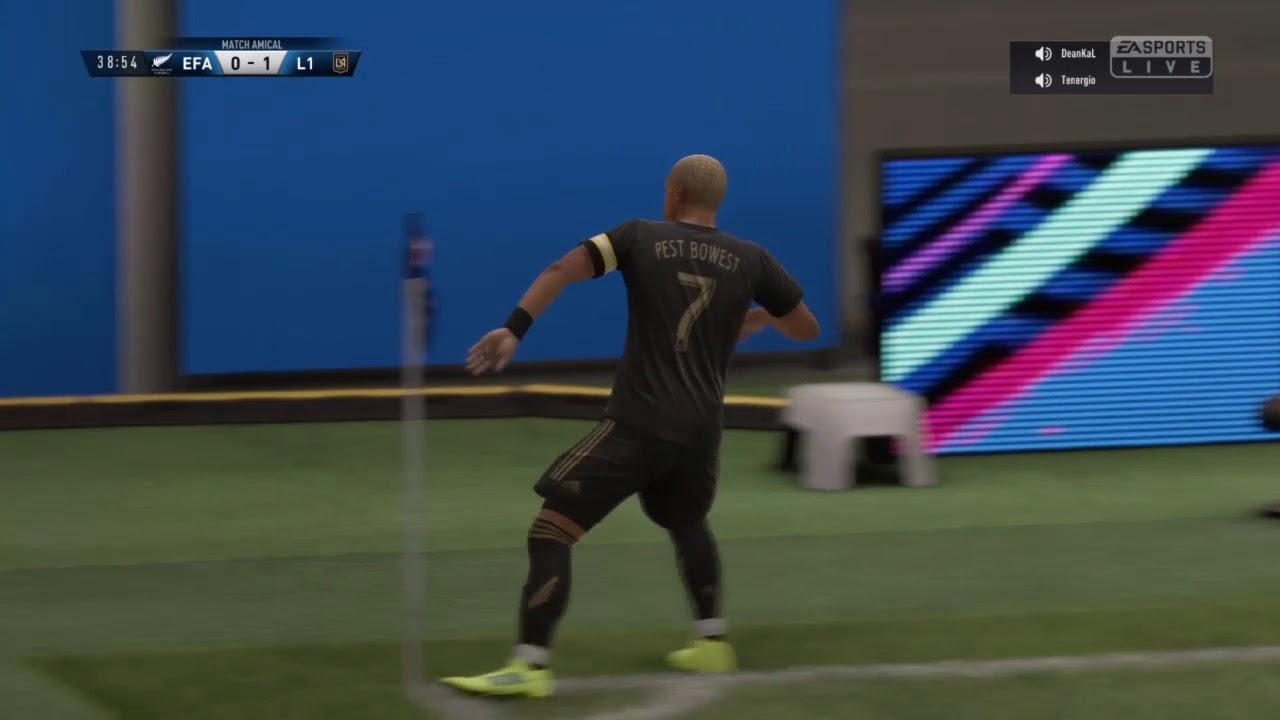 TOTSHOW EFA EDITION II PS4 : Manche 2 / Ligue 2 vs Ligue 1
