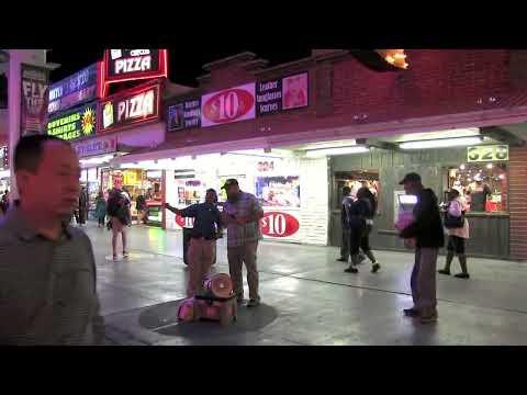Street Preaching in LOST/LUST Vegas-Sin City | Fremont Street Experience | Kerrigan Skelly