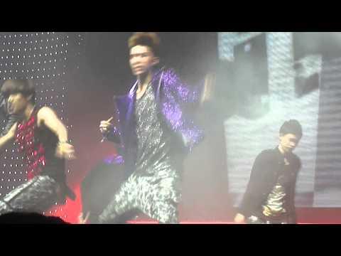 EXO K - MAMA (@MBC KPOP FESTIVAL LONDON)