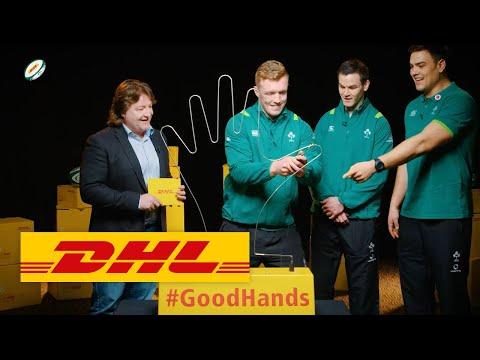 DHL Good Hands Challenge – Ireland Rugby