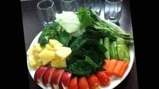 น้ำผักผลไม้คั้นสดเพื่อสุขภาพ  by Sine Geena