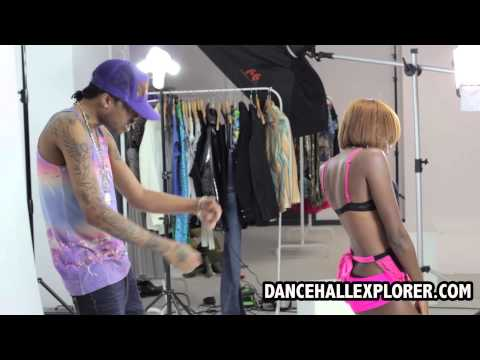 TOMMY LEE SPARTA - BEHIND THE SCENES OF PAT IT UP
