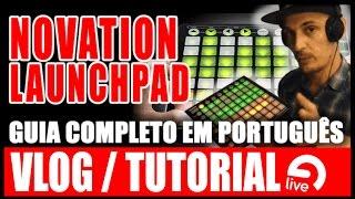 Ableton launchpad s - guia em português para live 9 / review