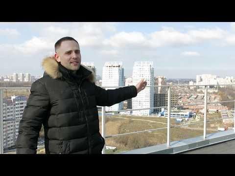 Обзор новостроек Краснодара. Жилой комплекс Авиатор. Отличное предложение в микрорайоне ГМР