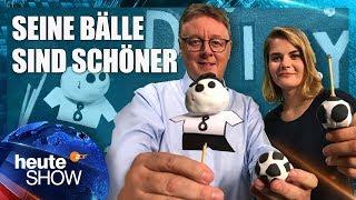 Cake-Pops selber machen – mit Hazel Brugger und Michael Grosse-Brömer