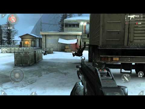Modern Combat 3: Fallen Nation - Launch trailer
