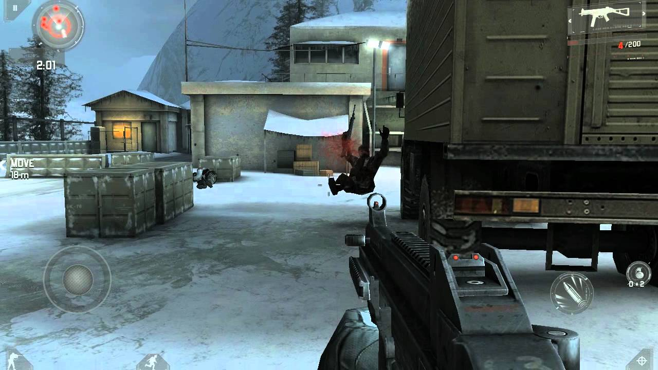 Modern Combat 3: Fallen Nation for Android - Download