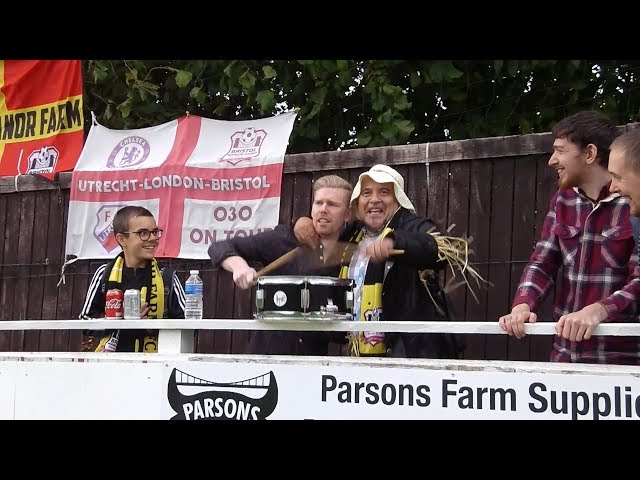 Bristol Manor Farm 0-0 Wealdstone (05/10/2019)