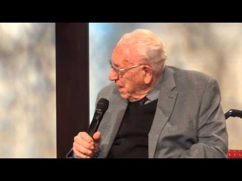 """George Beverly Shea at nearly 103 years old, """"How Great Thou Art"""""""