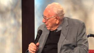 "George Beverly Shea at nearly 103 years old, ""How Great Thou Art"""
