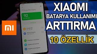 Xiaomi Telefonlarda Batarya Performansını Arttıracak 10 Yöntem /Miui 12 Batarya Sorunu