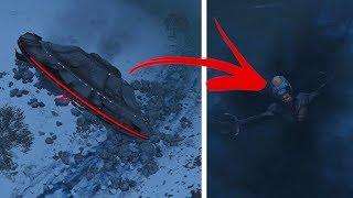 UFO ROZBIŁO SIĘ W NORTH YANKTON?!  - GTA V Legendy & Teorie | ODC 11 |