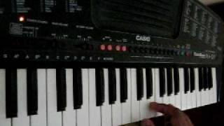 teclado damas la danza de los mirlos