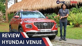 Hyundai Venue Review | NDTV carandbike