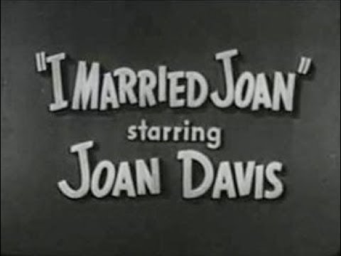 Remembering The Cast From I Married Joan 1952
