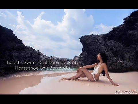 Beach / Swim 2014 Lookbook | Horseshoe Bay Bermuda