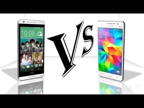 HTC Desire 620 Vs Samsung Galaxy Grand Prime
