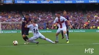 Lionel Messi ● Insane Ankle Breaker Skills | HD