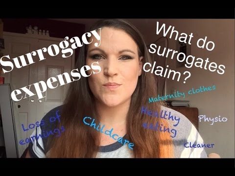 Surrogacy expenses | What do we actually claim?