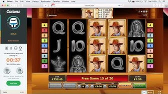 Book Of Ra Big Win - £2.70 Bet - Novomatic (Greentube) Online Slot