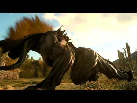 Final Fantasy XV PC trailer