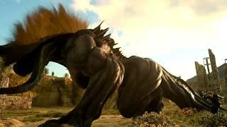 Final Fantasy XV PC trailer