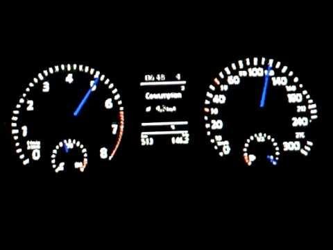 Volkswagen Golf VI-R Top Speed Run -GT6-