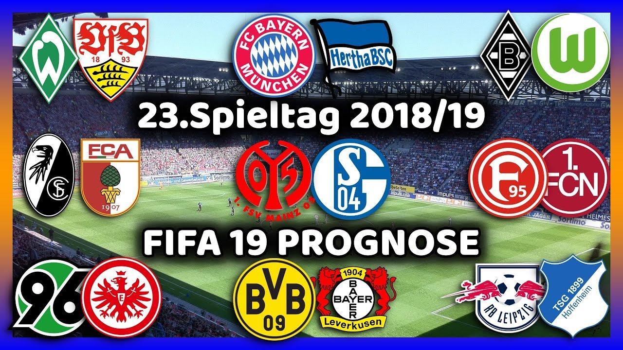 Prognose 5 Spieltag Bundesliga