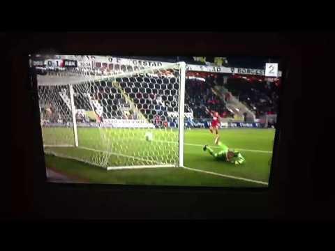 Amazing goal - rosenborg vs Odd Grenland !