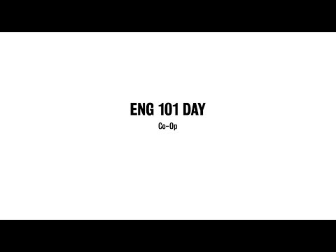 Engineering 101 Day - Coop Session - July 7, 2018