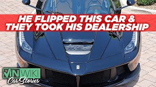 This $3 million Ferrari flip cost Steve Wynn his dealership