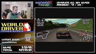 N64Ever / #70 - World Driver Championship - Part 2
