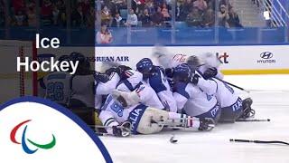 Para Ice Hockey Day One Highlights | PyeongChang 2018