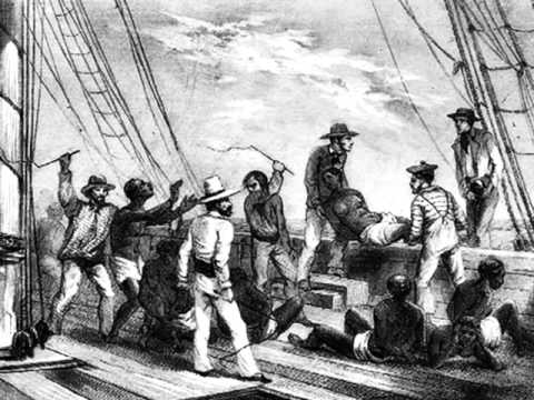 Slave Chant  c  1775      ROGER GIBBS