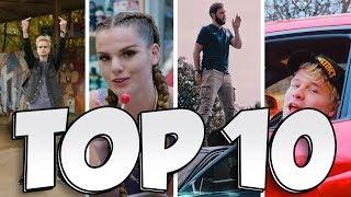 TOP 10 NL YOUTUBER MUZIEK VAN 2017!