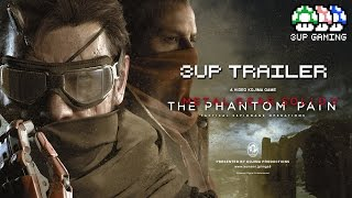 3UP Trailer: Metal Gear Solid V: The Phantom Pain