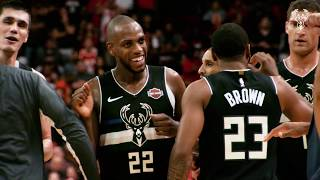 Khris Middleton: At His Own Pace
