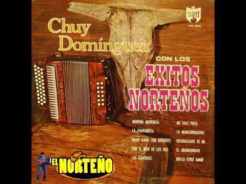 CHUY DOMINGUEZ   LA MANCORNADORA