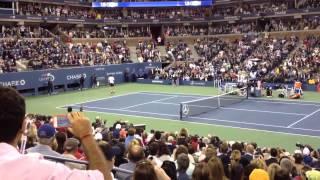 2012 US Open final
