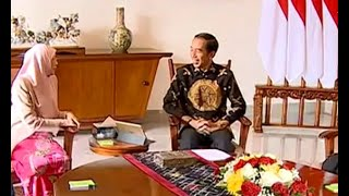 Presiden Joko Widodo Temui Wakil PM Malaysia