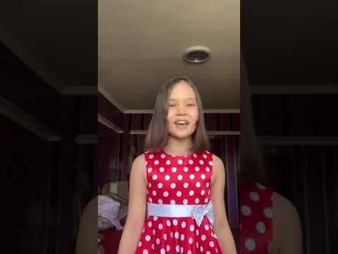 Выпускной в начальной школе 2020 ЧЛГ «Ай-Нур» песня «Я жива» 4 б