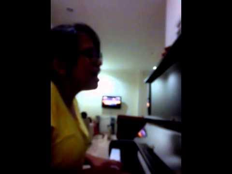 Rachel Silitonga - Vidi Aldiano - cinta jangan kau pergi