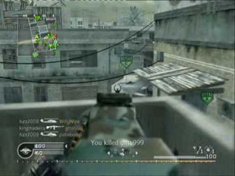 Objective cod4 domination