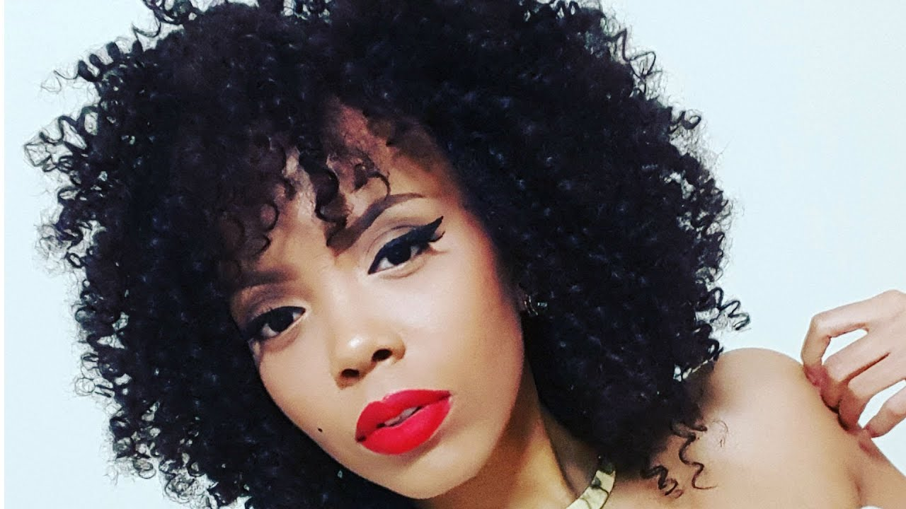 outre big beautiful hair 4a kinky slay naturalhair protectivestyles youtube. Black Bedroom Furniture Sets. Home Design Ideas