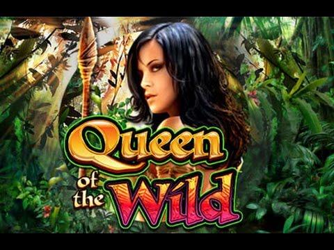 Slot Machine Queen Of The Wild