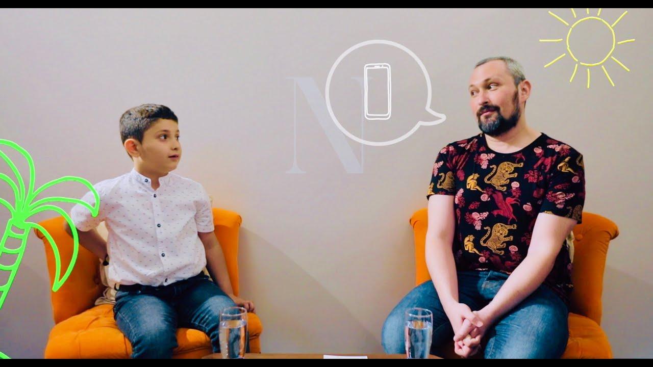 «Ребенок спрашивает»: Феликс Вишневецкий
