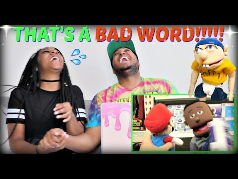SML Movie: Jeffy's Bad Word! REACTION!!!!