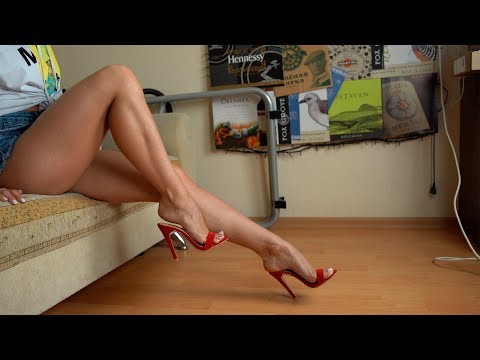 Princess Feet Worship Nylon Feet from YouTube · Duration:  3 minutes 32 seconds