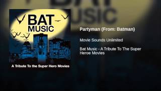 Partyman (From: Batman)